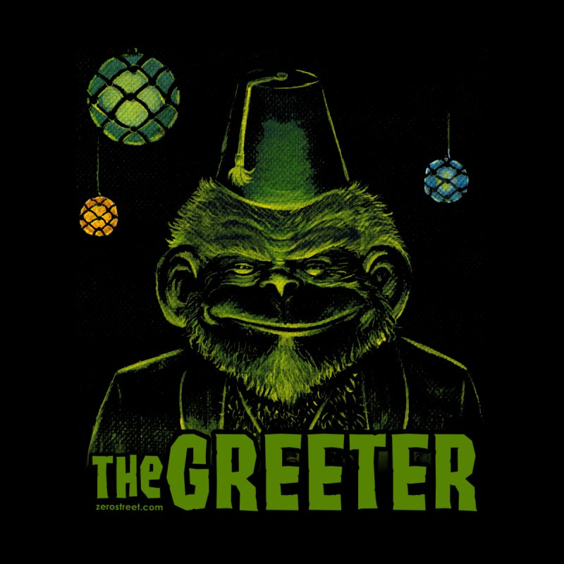 The Greeter by Zero Street's Artist Shop