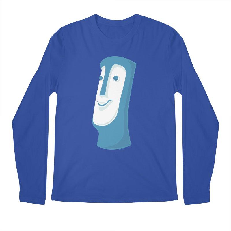 Tiki Mug #1 Men's Longsleeve T-Shirt by Zerostreet's Artist Shop