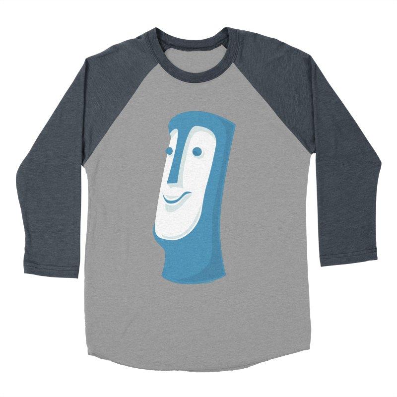 Tiki Mug #1 Women's Baseball Triblend T-Shirt by Zerostreet's Artist Shop
