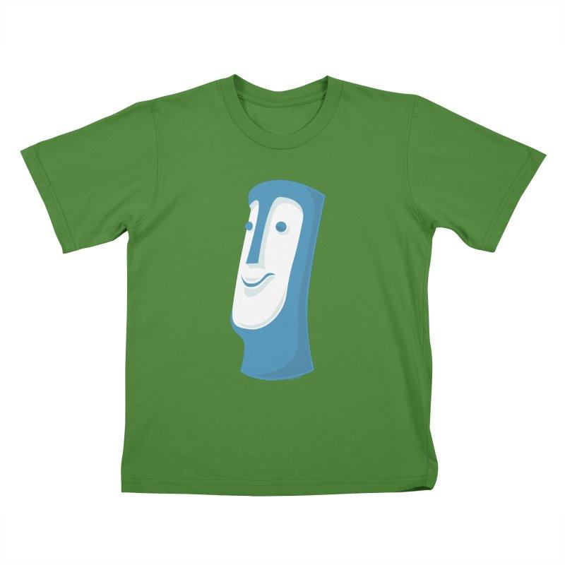 Tiki Mug #1 Kids T-shirt by Zerostreet's Artist Shop