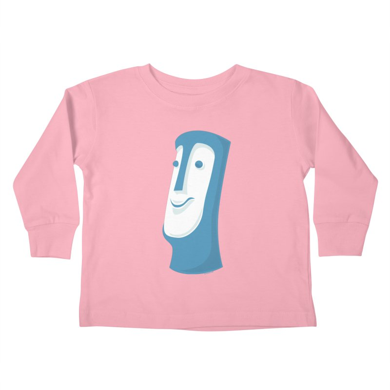 Tiki Mug #1 Kids Toddler Longsleeve T-Shirt by Zerostreet's Artist Shop