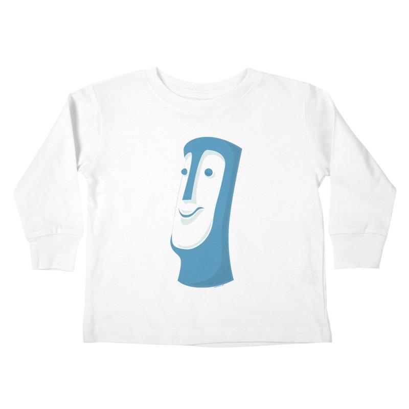 Tiki Mug #1 Kids Toddler Longsleeve T-Shirt by Zerostreet's Artist Shop