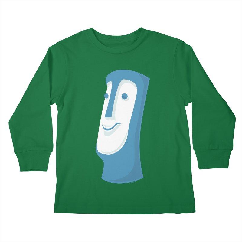 Tiki Mug #1 Kids Longsleeve T-Shirt by Zerostreet's Artist Shop