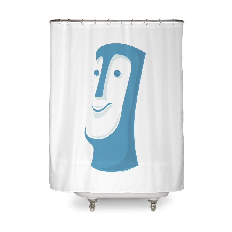 Tiki Mug #1 Home Shower Curtain by Zerostreet's Artist Shop