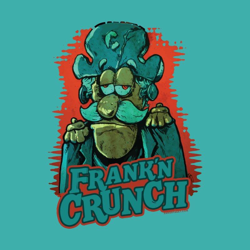 Frank'n Crunch Men's T-Shirt by Zerostreet's Artist Shop