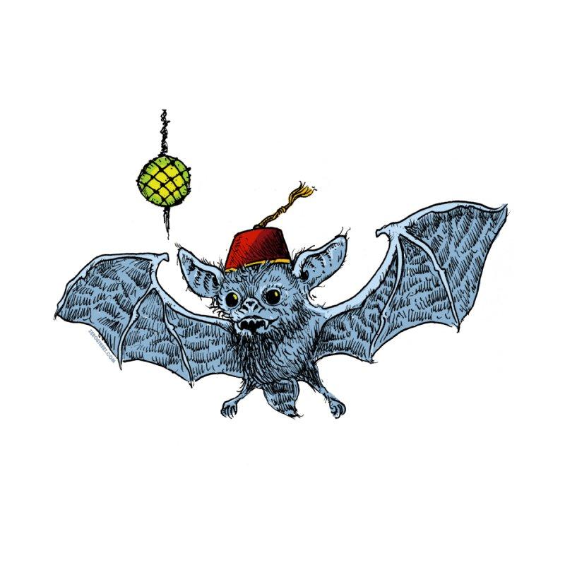 Bat With Fez by Zerostreet's Artist Shop