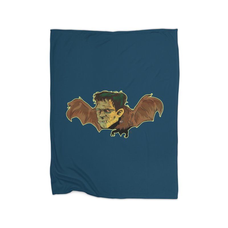 FrankenBat Home  by Zerostreet's Artist Shop