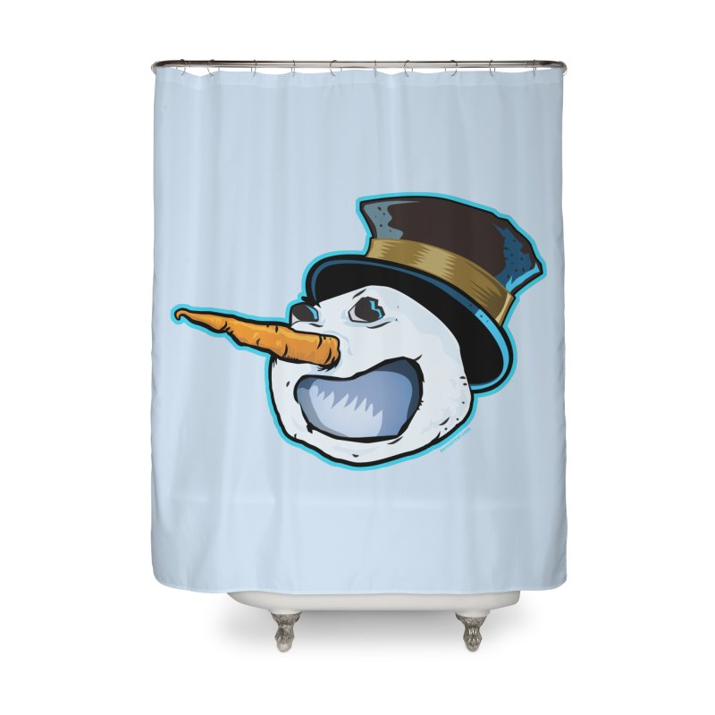 Snowman Head   by Zerostreet's Artist Shop