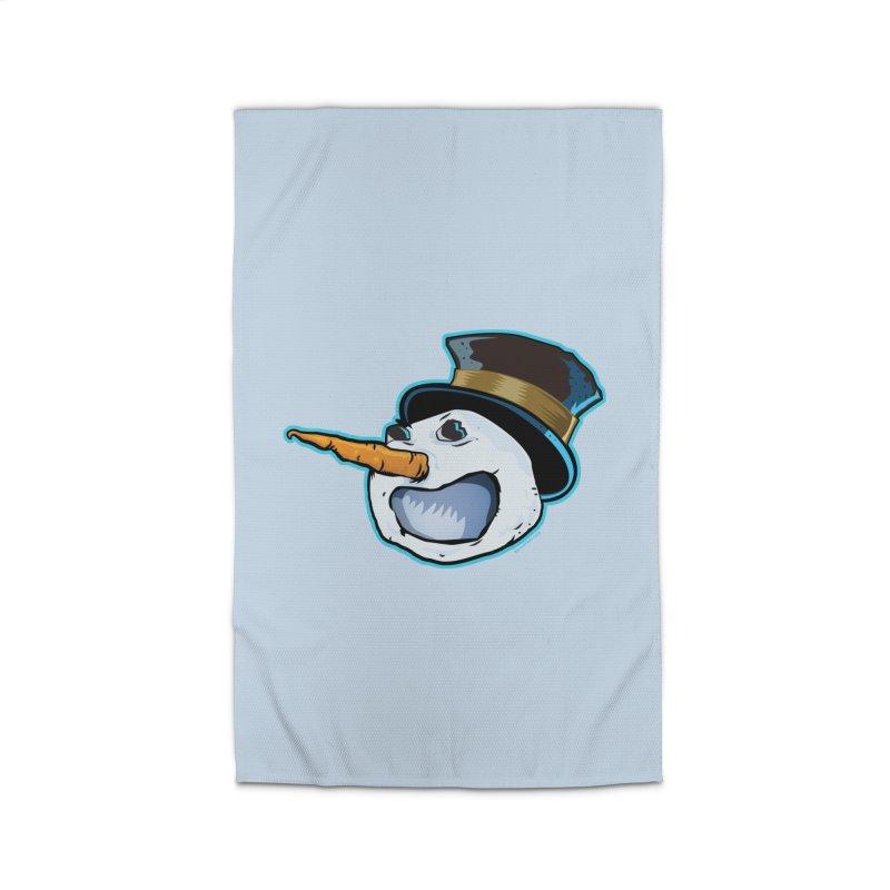 Snowman Head   by Zerostreet's Artist Shop