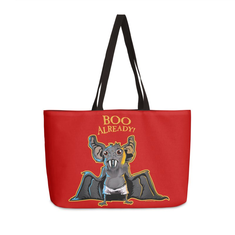 Boo Bat   by Zerostreet's Artist Shop