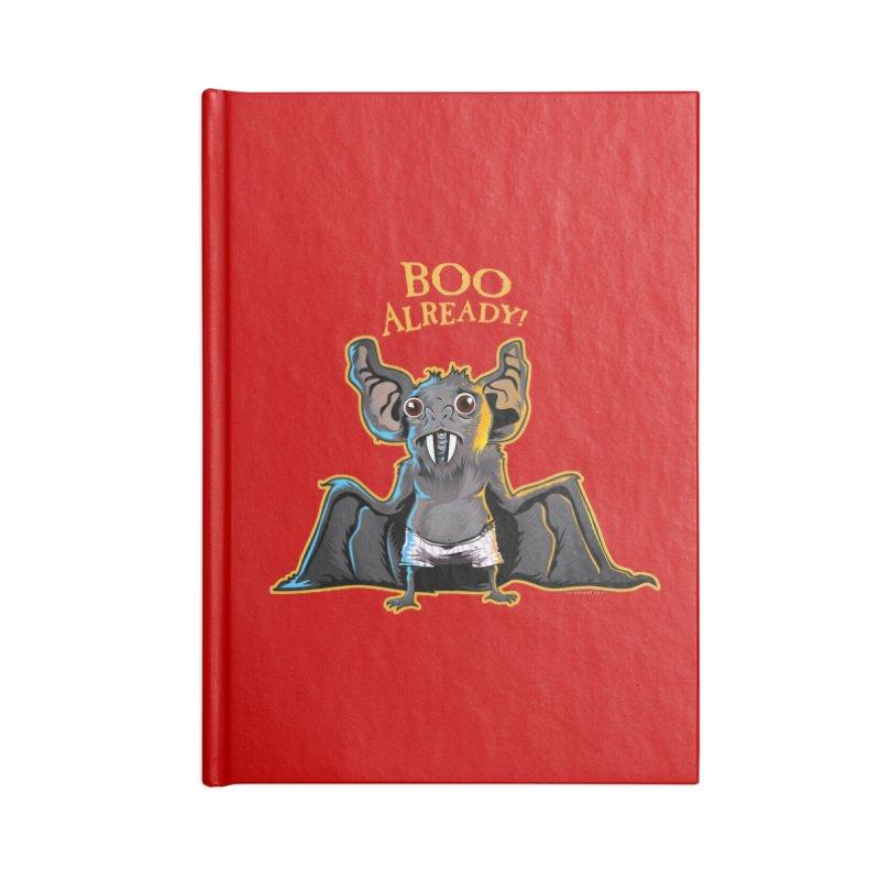 Boo Bat   by Zerostreet's Artist Shop