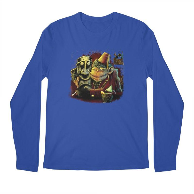 Last Call At Tikilandia Men's Regular Longsleeve T-Shirt by Zerostreet's Artist Shop