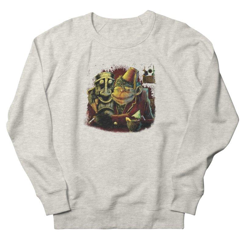 Last Call At Tikilandia Women's French Terry Sweatshirt by Zerostreet's Artist Shop