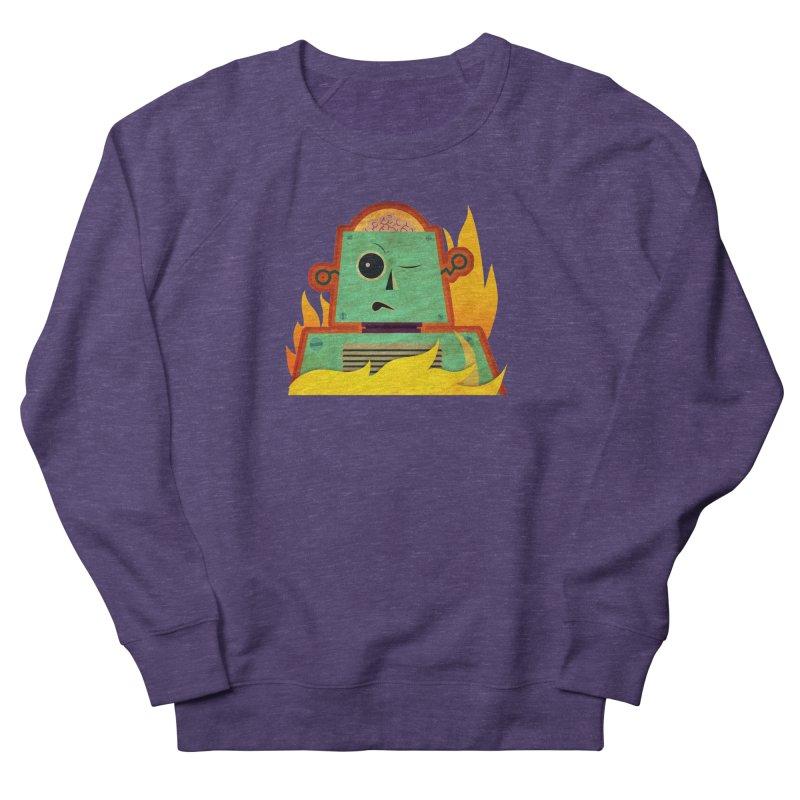 BRAINBOT Women's French Terry Sweatshirt by Zerostreet's Artist Shop