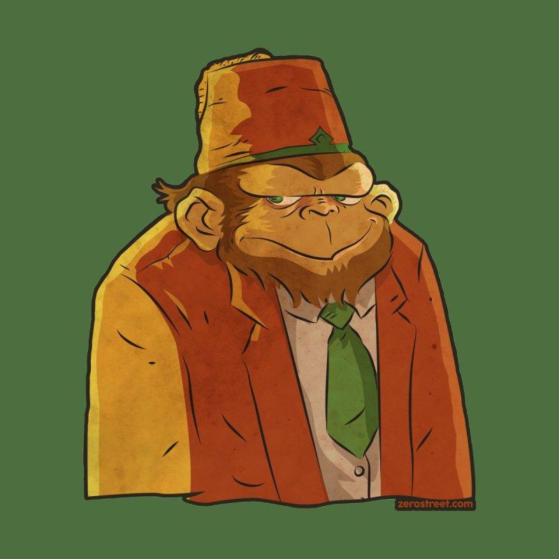 Rusty The Chimp by Zerostreet's Artist Shop