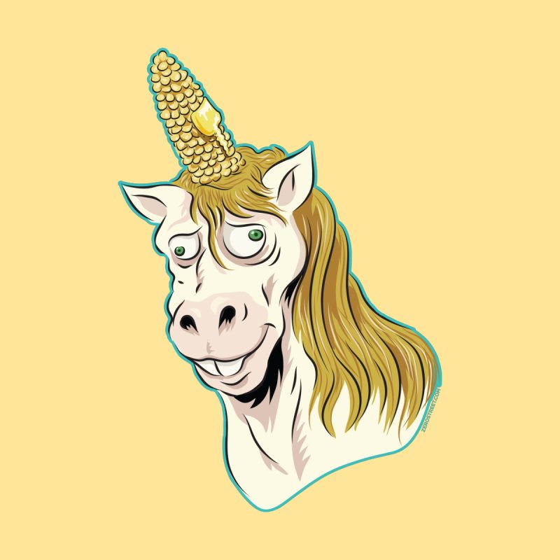 Hot Buttered Unicorn by Zerostreet's Artist Shop