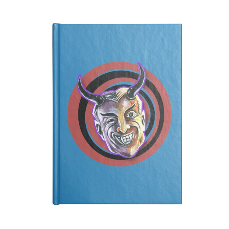 Mystic Seer Accessories Notebook by Zerostreet's Artist Shop