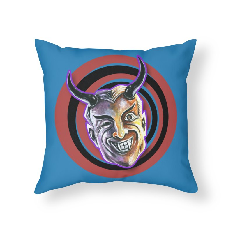 Mystic Seer Home Throw Pillow by Zerostreet's Artist Shop