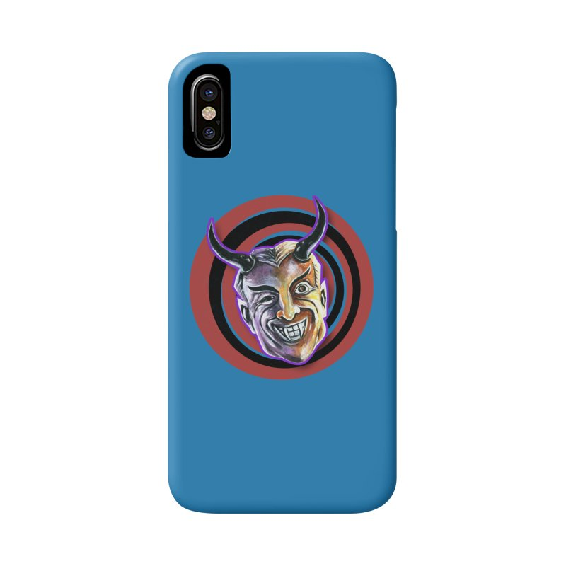 Mystic Seer Accessories Phone Case by Zerostreet's Artist Shop