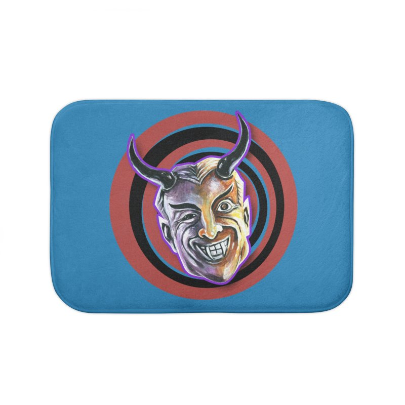 Mystic Seer Home Bath Mat by Zerostreet's Artist Shop
