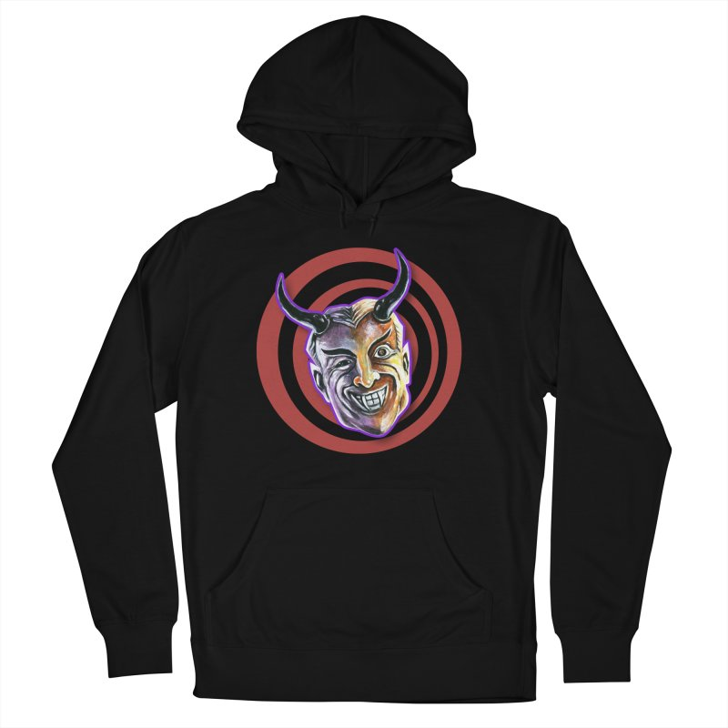Mystic Seer Women's French Terry Pullover Hoody by Zerostreet's Artist Shop