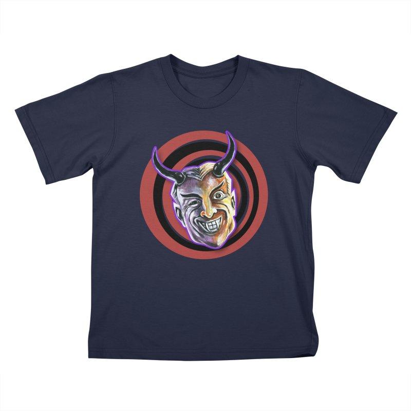 Mystic Seer Kids T-Shirt by Zerostreet's Artist Shop