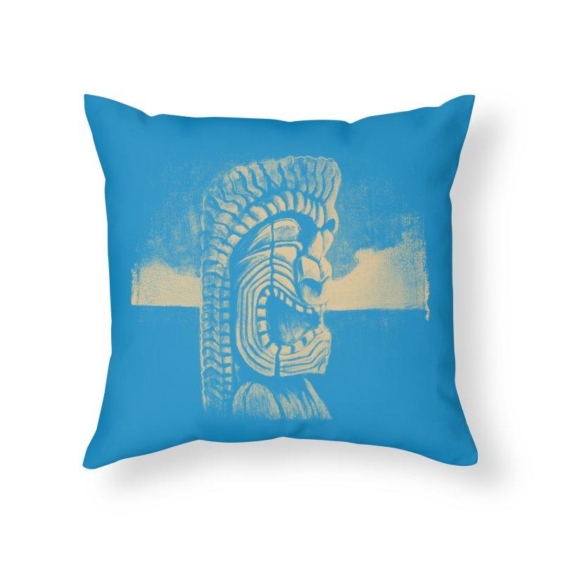 Ku #1 Home Throw Pillow by Zerostreet's Artist Shop