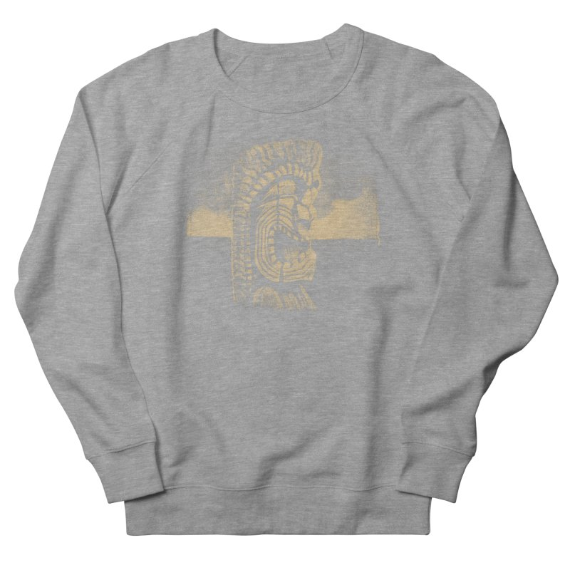 Ku #1 Men's French Terry Sweatshirt by Zerostreet's Artist Shop