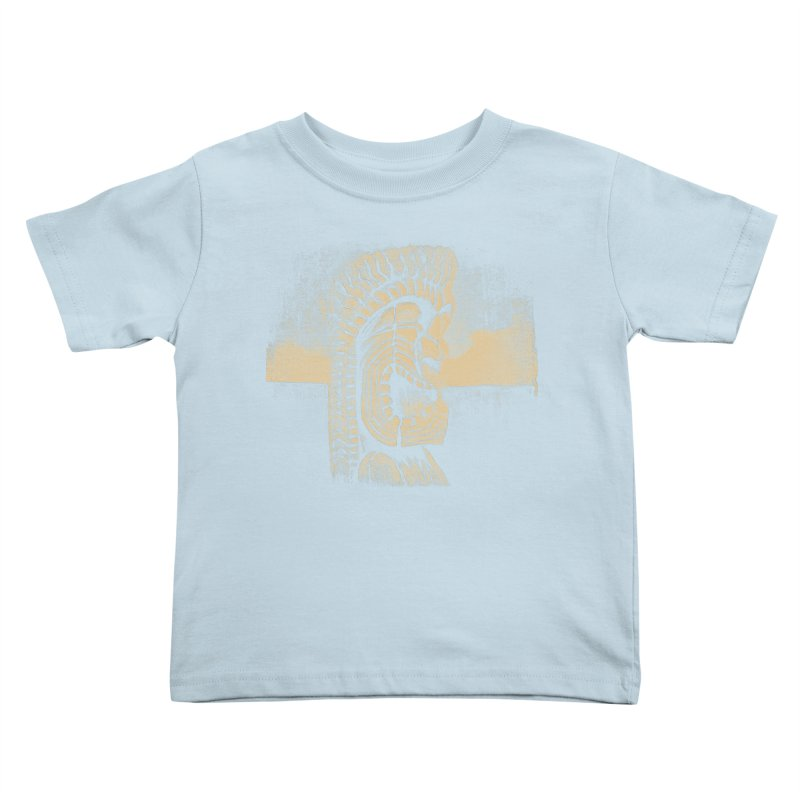 Ku #1 Kids Toddler T-Shirt by Zerostreet's Artist Shop