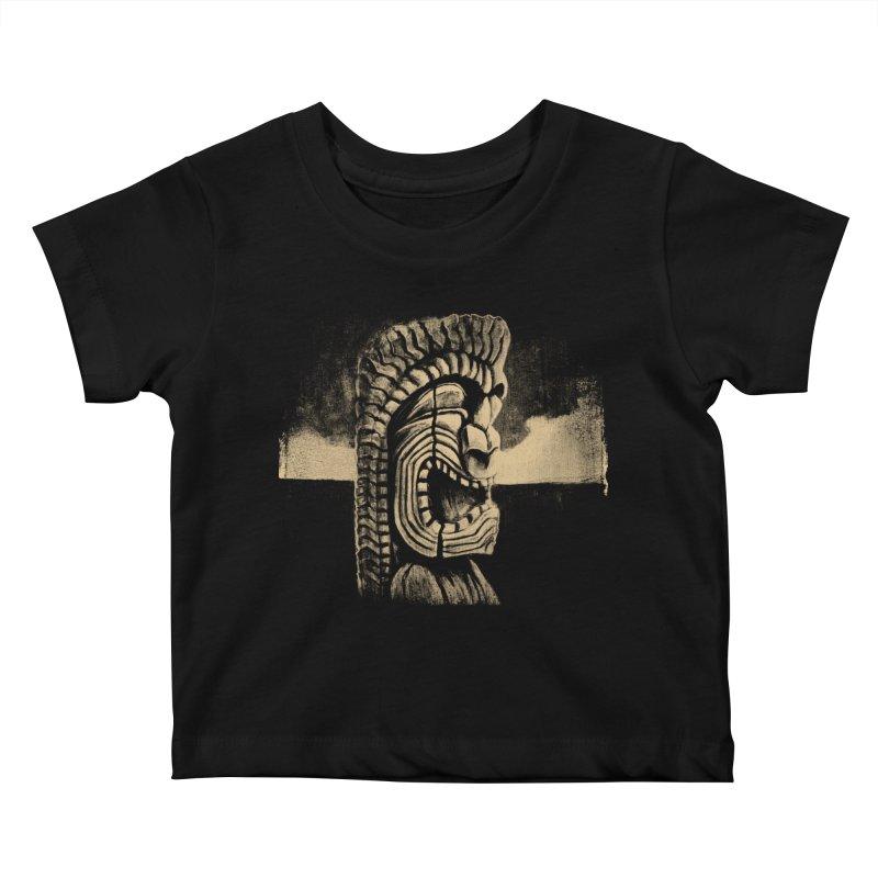 Ku #1 Kids Baby T-Shirt by Zerostreet's Artist Shop