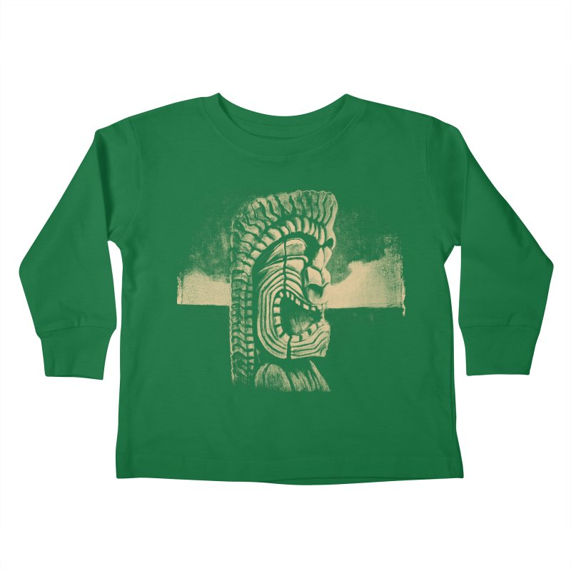 Ku #1 Kids Toddler Longsleeve T-Shirt by Zerostreet's Artist Shop