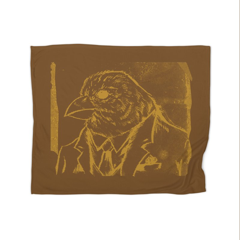 Dapper Finch Home Blanket by Zerostreet's Artist Shop