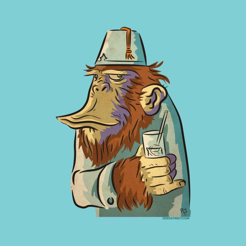 Spence The Chimp by Zerostreet's Artist Shop
