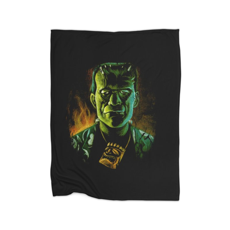 Party Monster Home Blanket by Zerostreet's Artist Shop