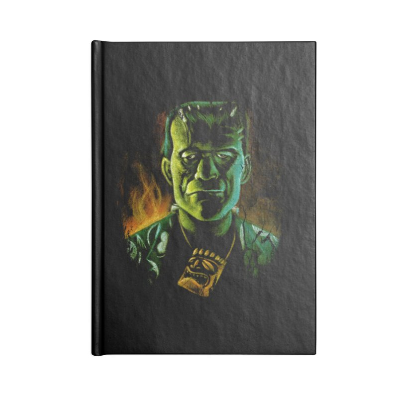 Party Monster Accessories Notebook by Zerostreet's Artist Shop