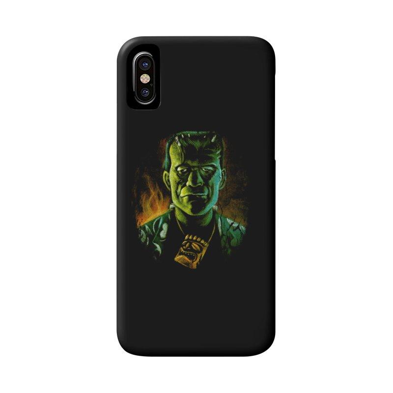 Party Monster Accessories Phone Case by Zerostreet's Artist Shop