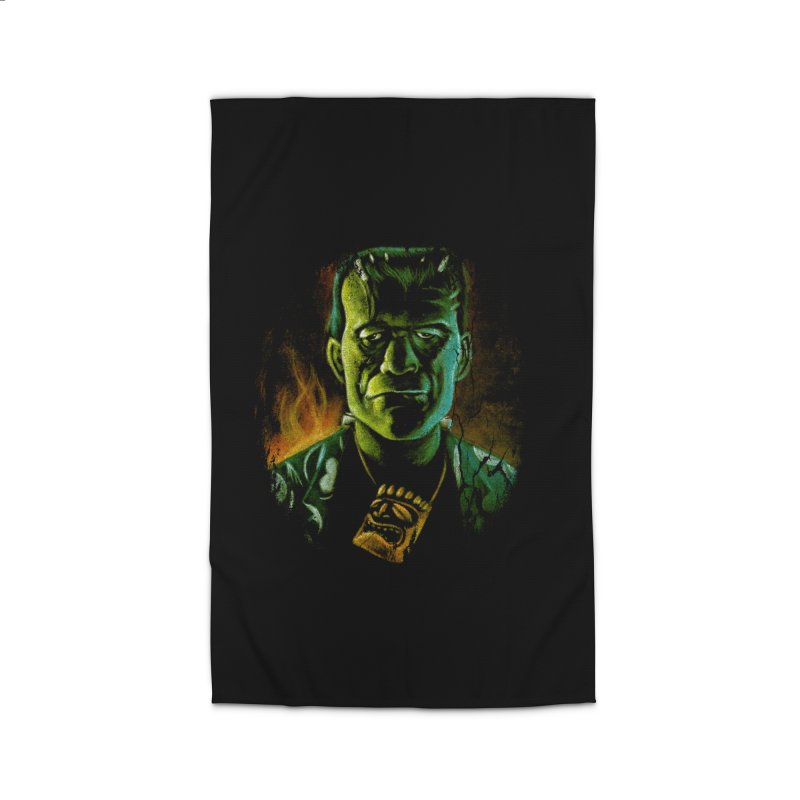 Party Monster Home Rug by Zerostreet's Artist Shop