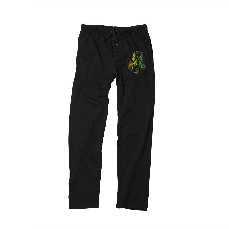Party Monster Men's Lounge Pants by Zerostreet's Artist Shop