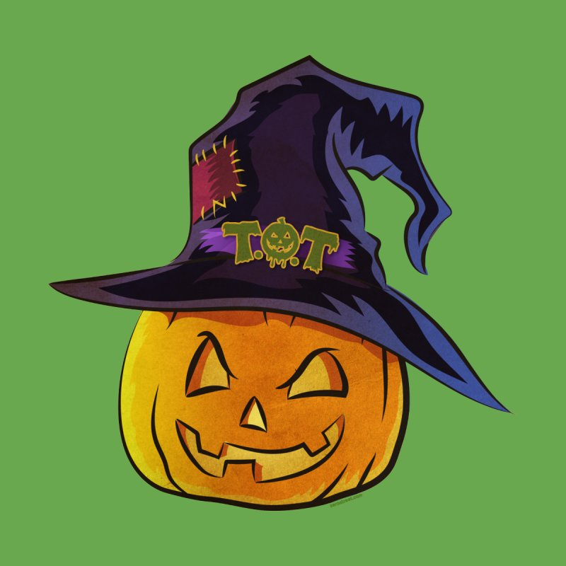 Trick Or Treat Pumpkin by Zerostreet's Artist Shop