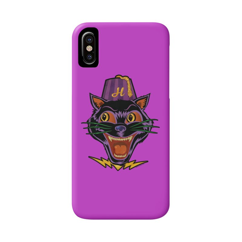 Chester The Cat Accessories Phone Case by Zerostreet's Artist Shop