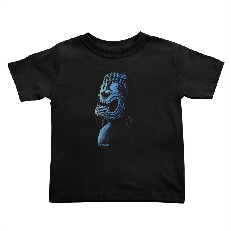 KU Kids Toddler T-Shirt by Zerostreet's Artist Shop