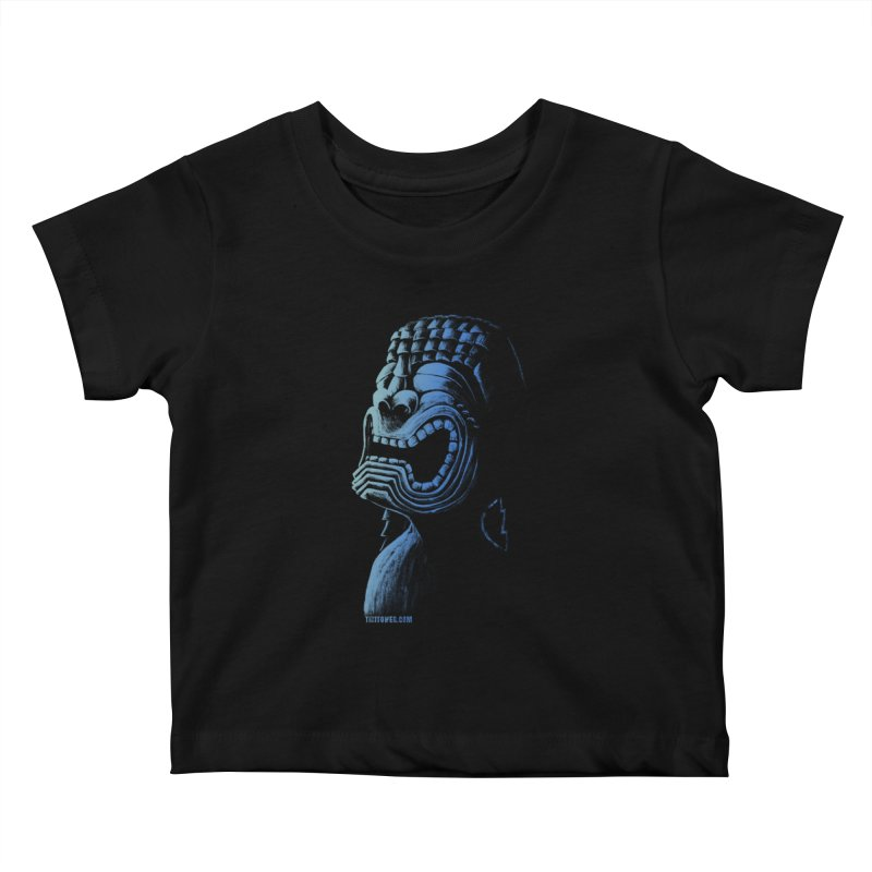 KU Kids Baby T-Shirt by Zerostreet's Artist Shop