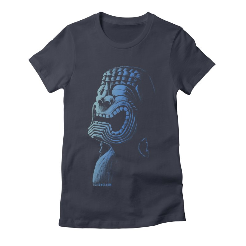 KU Women's Fitted T-Shirt by Zerostreet's Artist Shop