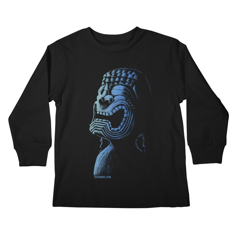 KU Kids Longsleeve T-Shirt by Zerostreet's Artist Shop