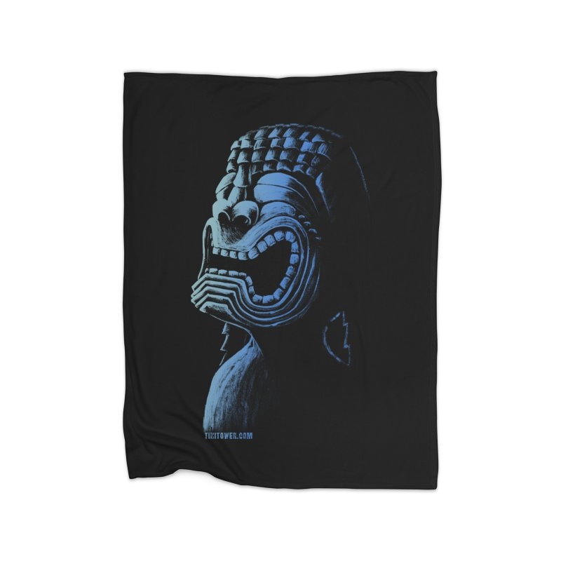 KU Home Fleece Blanket by Zerostreet's Artist Shop
