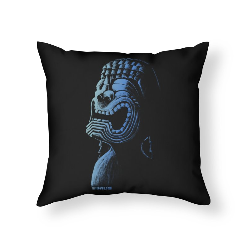 KU Home Throw Pillow by Zerostreet's Artist Shop