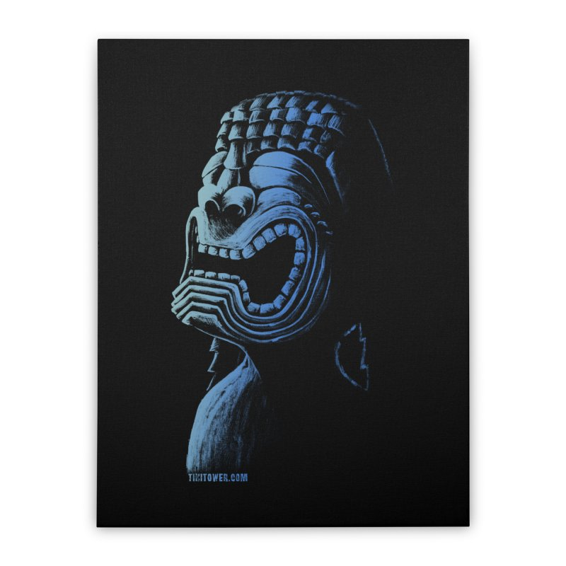 KU Home Stretched Canvas by Zerostreet's Artist Shop