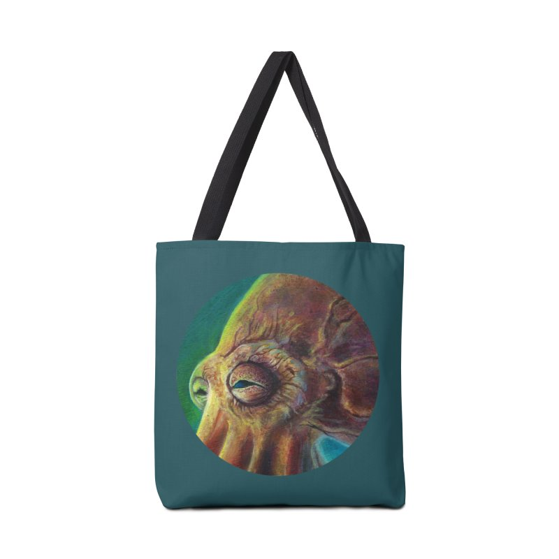 The Collector - Octopus Accessories Bag by Zerostreet's Artist Shop