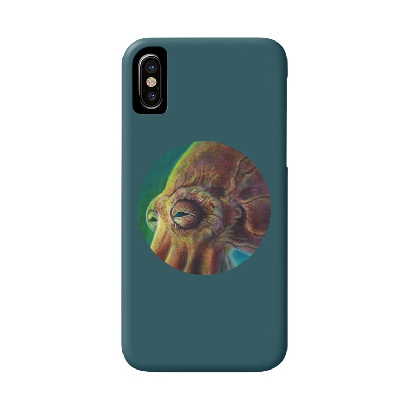 The Collector - Octopus Accessories Phone Case by Zerostreet's Artist Shop