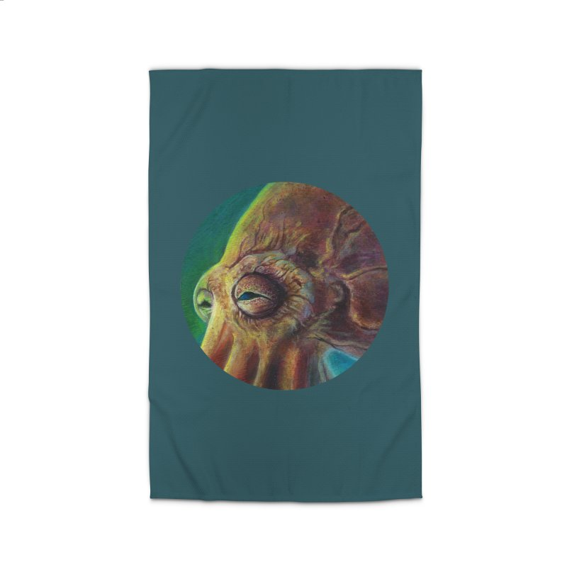 The Collector - Octopus Home Rug by Zerostreet's Artist Shop